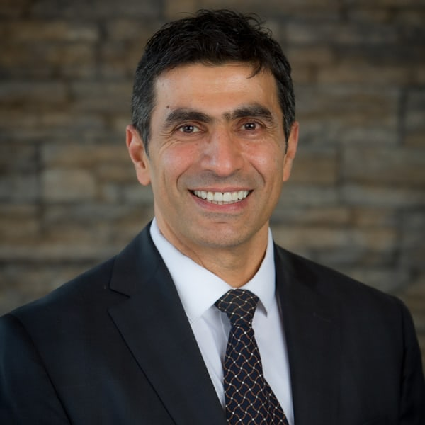 A picture of Dr Younes a belleville dentist